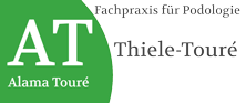Thiele-Touré Podologie Lampertheim Logo